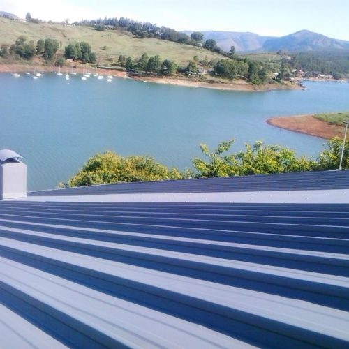 Waterproofing & Coating of Roofs